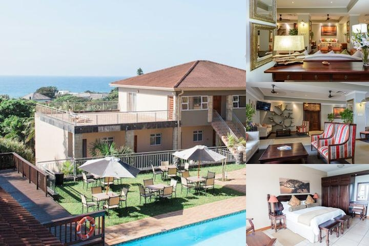 Umthunzi Hotel photo collage