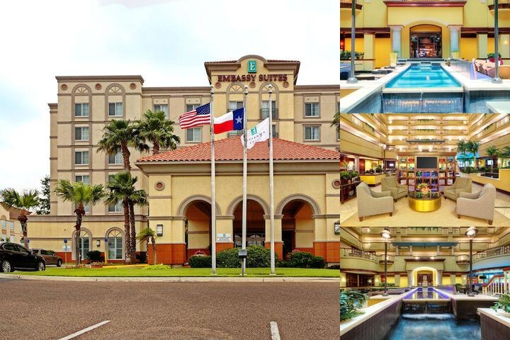 Embassy Suites Laredo photo collage