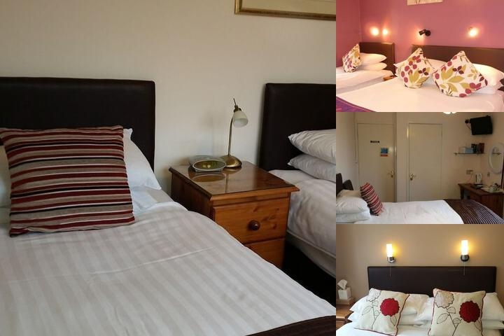 Penryn Guest House photo collage