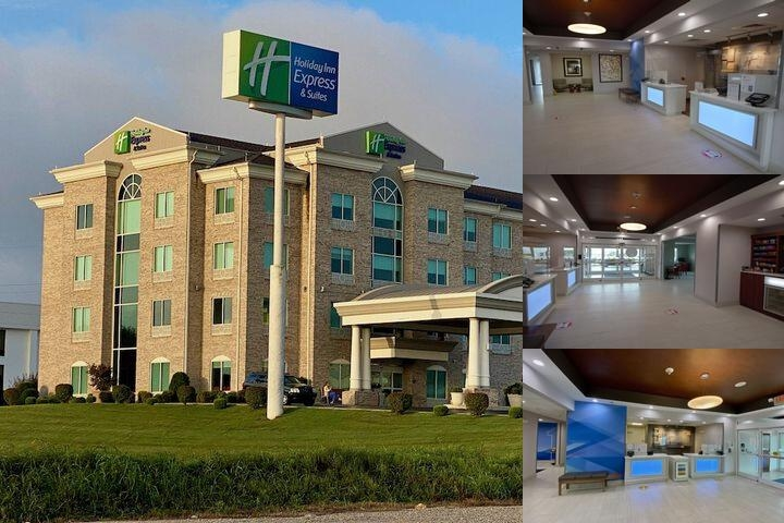 Holiday Inn Express & Suites Somerset Central photo collage
