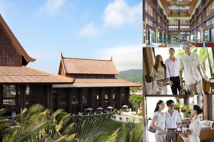 Pullman Sanya Yalong Bay photo collage