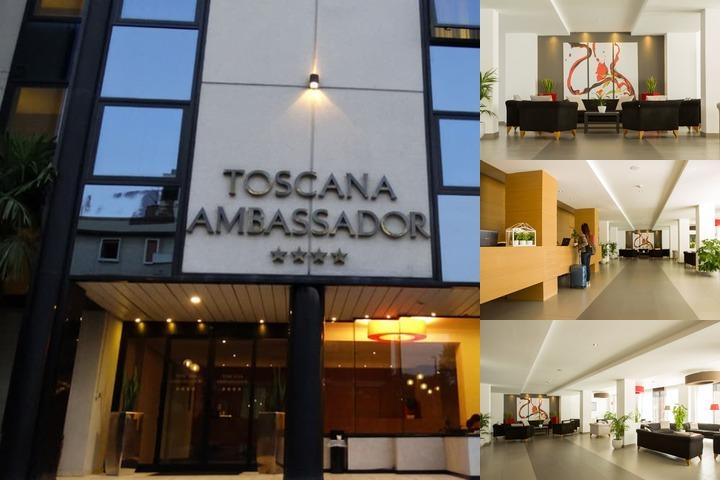Toscana Ambassador photo collage