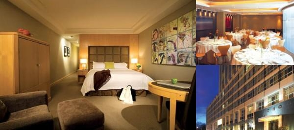 Soho Metropolitan Hotel & Residences photo collage