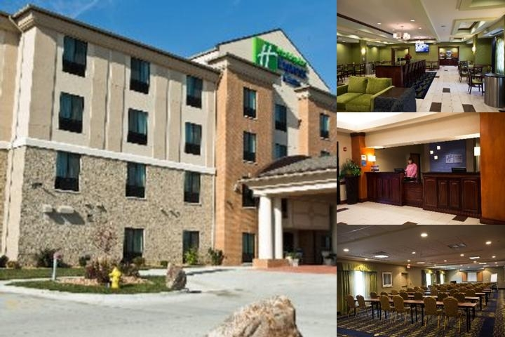 Holiday Inn Express & Suites Urbandale Des Moin photo collage