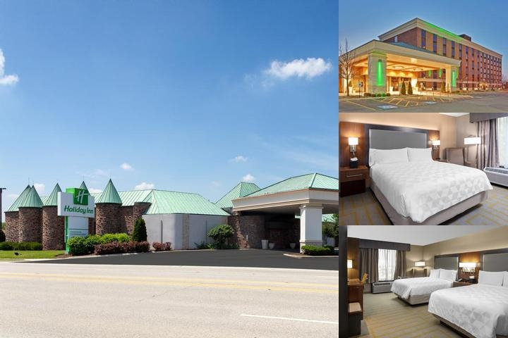 Holiday Inn & William Tell Chicago Sw Countryside photo collage