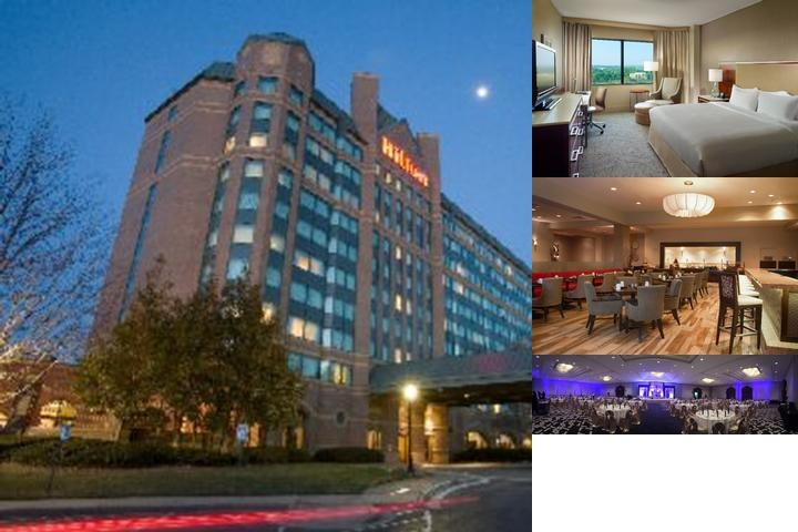 Hilton Atlanta Northeast photo collage