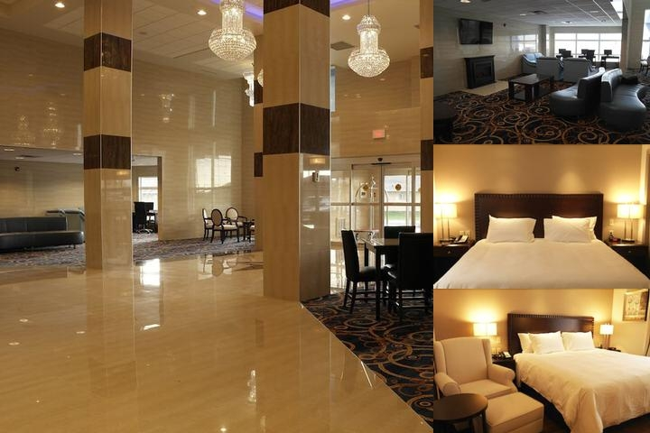 Stars Inn & Suites photo collage