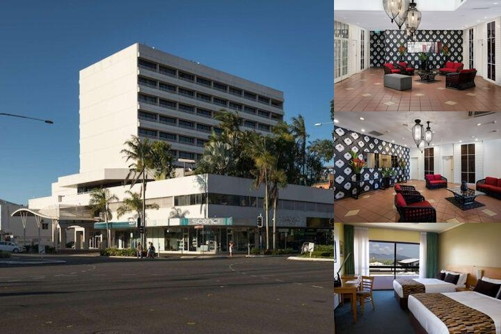 Rydges Plaza Cairns photo collage