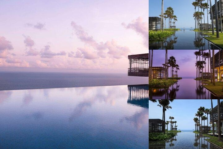 Alila Villas Uluwatu photo collage