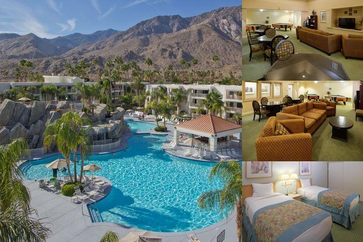 Palm Canyon Resort By Diamond Resort International Palm Springs Ca 2800 South Palm Canyon 92264
