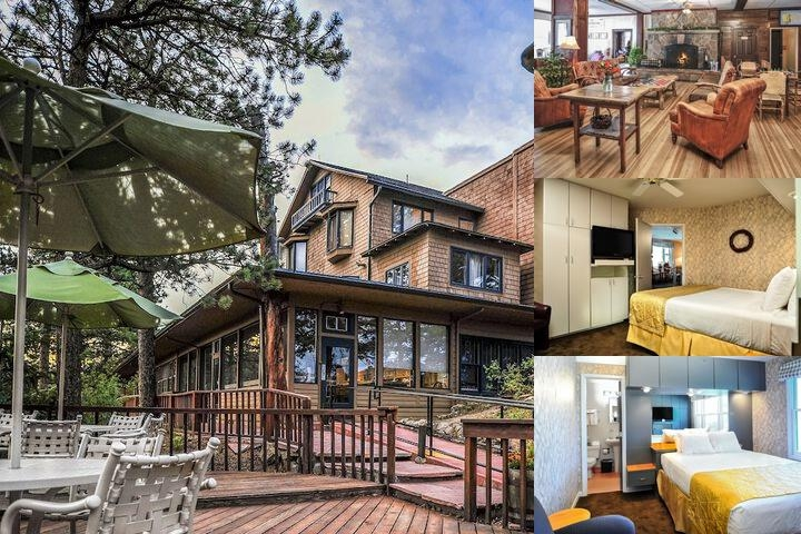 Historic Crags Lodge by Diamond Resorts Internatio photo collage