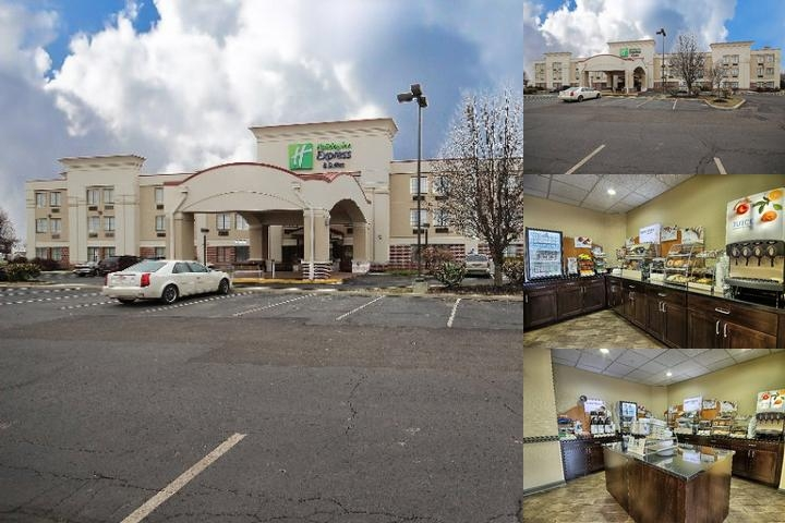 Holiday Inn Express Hotel & Suites Grove City photo collage