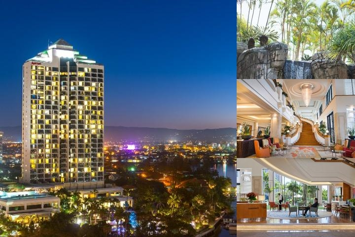Surfers Paradise Marriott Resort & Spa photo collage