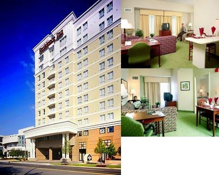 Marriott's Residence Inn Uptown Charlotte photo collage