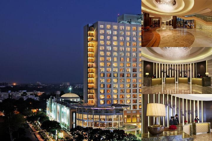 Bengaluru Marriott Hotel Whitefield photo collage