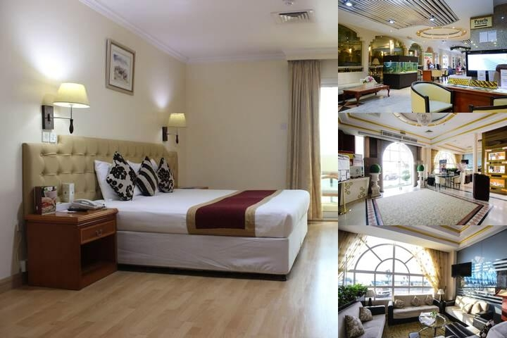 Al Seef Hotel photo collage