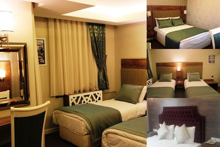 Güleryüz Hotel photo collage