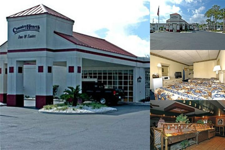Country Hearth Inn & Suites & Confrence Center photo collage