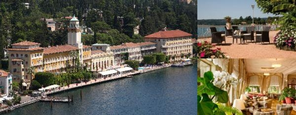 Grand Hotel Gardone Riviera photo collage