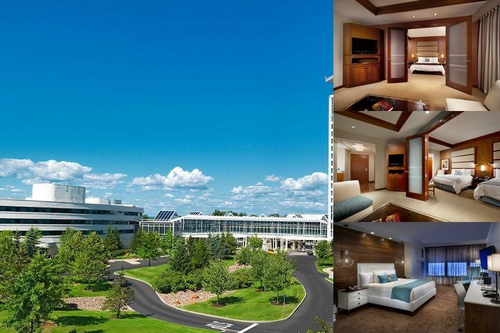 Turning Stone Resort Casino photo collage