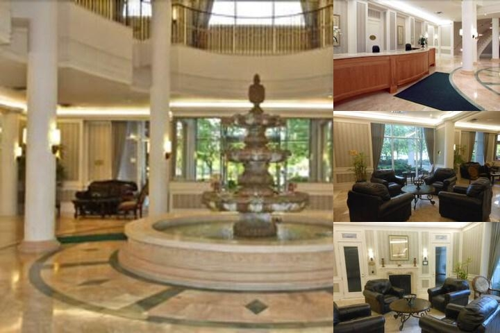 Park Suites Toronto The Skymark photo collage