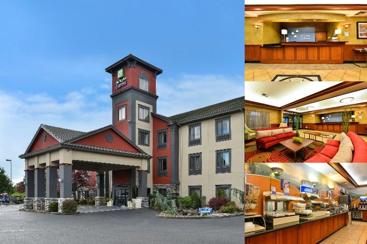 Holiday Inn Express Vancouver North Salmon Creek photo collage