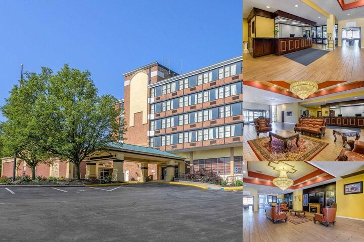 Clarion Hotel Lebanon Hershey East photo collage