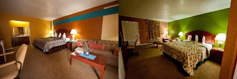 Economy Inn photo collage