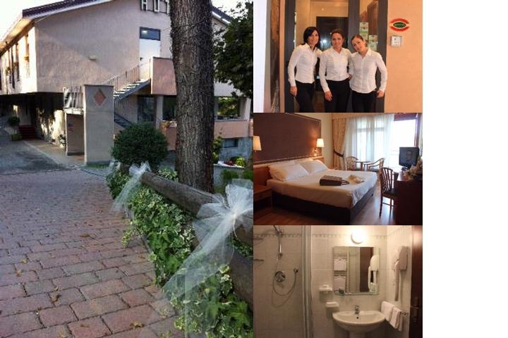 Hotel Chalet Del Lago photo collage