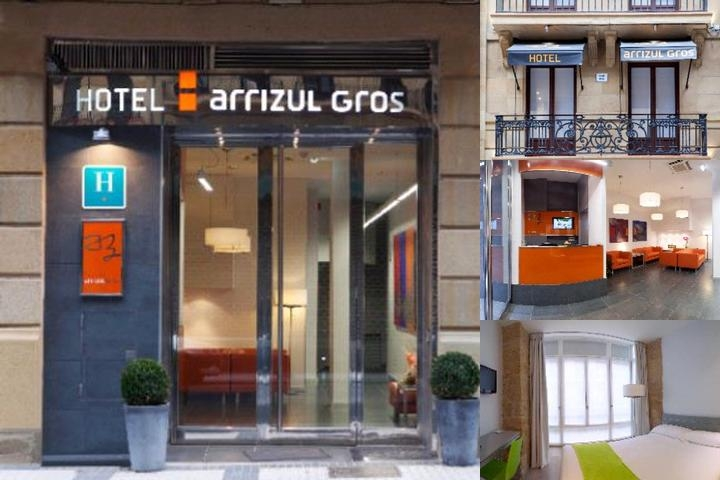 Hotel Arrizul Gros photo collage