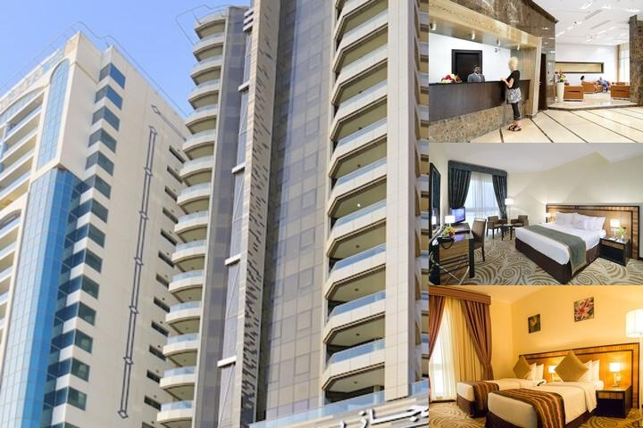Al Majaz Premiere Deluxe Hotel Apartment photo collage