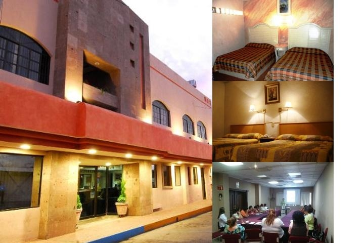 Hotel San Andres S.a. De C.v. photo collage