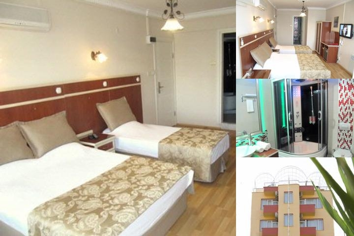 Efsane Hotel photo collage