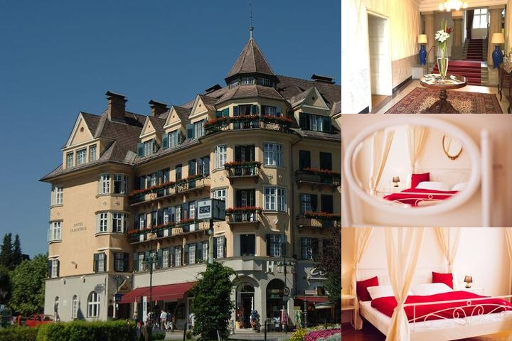 Hotel Carinthia Velden Gmbh photo collage