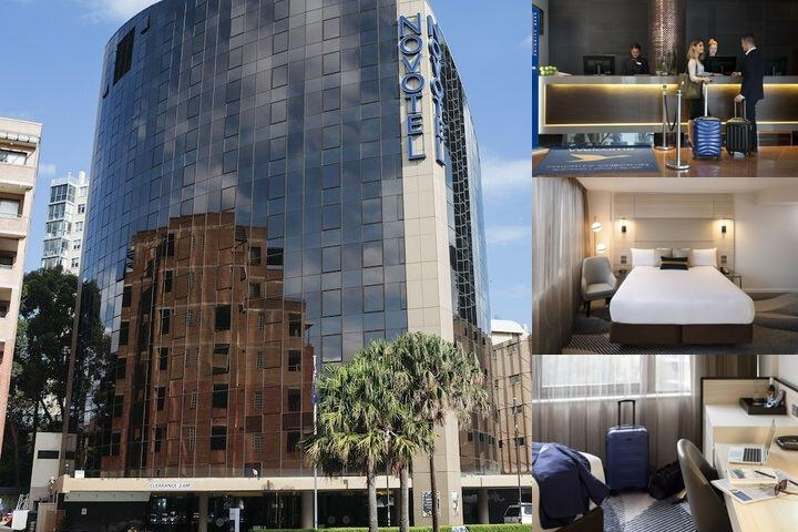 Novotel Sydney Parramatta photo collage