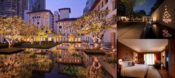 The Sukhothai Bangkok photo collage