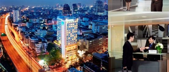 Novotel Bangkok Fenix Silom photo collage