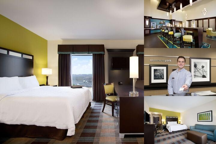 Hampton Inn & Suites York South photo collage