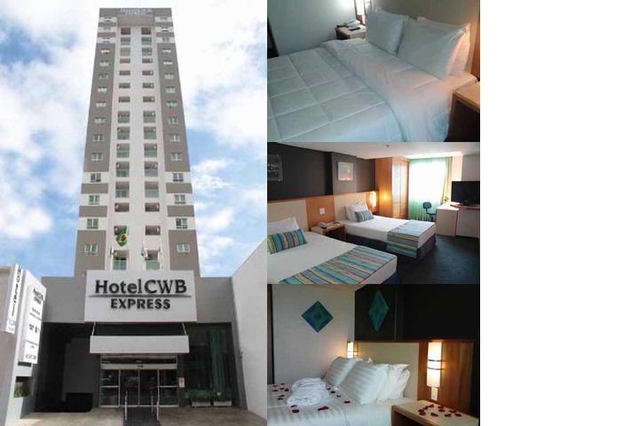 Hotel Cwb Express photo collage