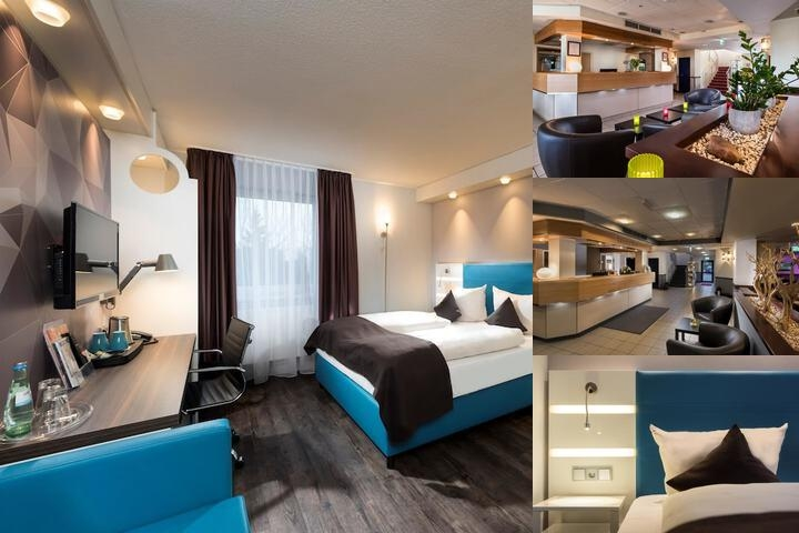 Best Western Hotel Cologne Airport Troisdorf photo collage