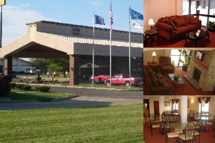 Clarion Inn & Suites Terre Ha photo collage