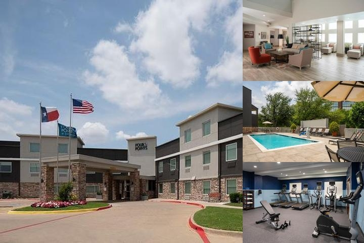 Holiday Inn Express Hotel & Suites Arlington photo collage