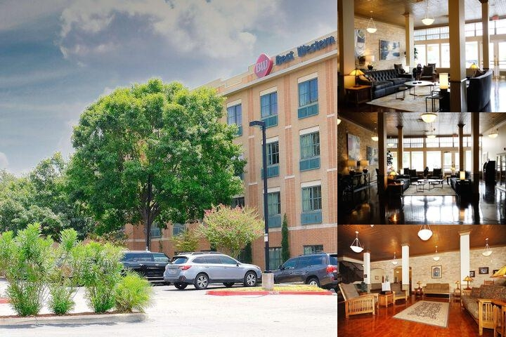 Best Western Plus Sunset Suites Riverwalk photo collage