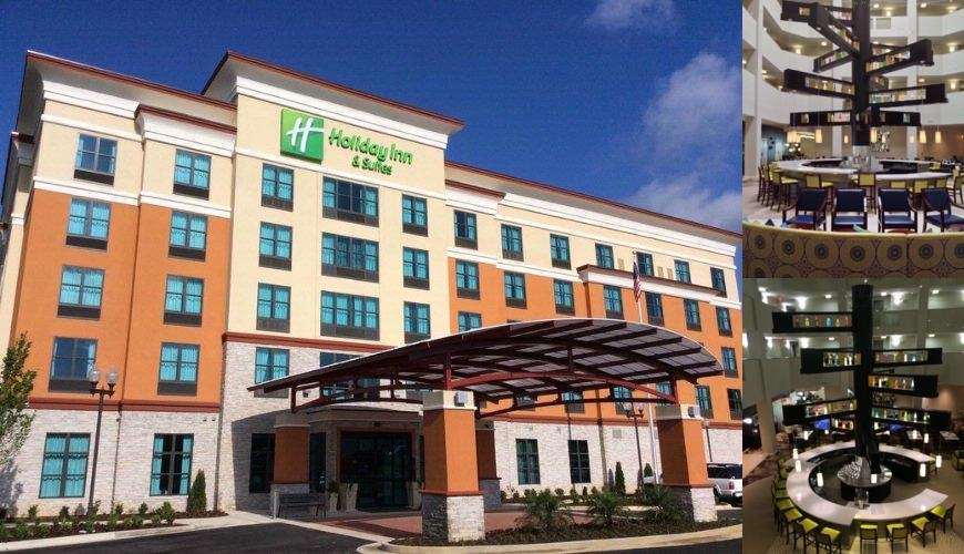 Holiday Inn & Suites Tupelo North photo collage