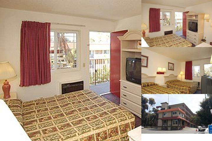 Super 8 San Diego Hotel Circle photo collage