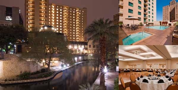 Embassy Suites San Antonio Riverwalk photo collage