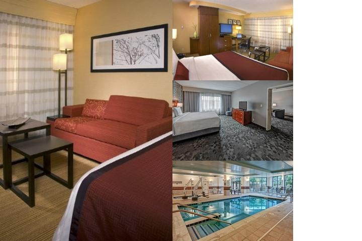 Courtyard by Marriott Newport News Airport photo collage