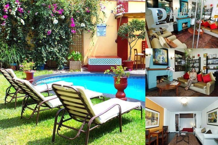 Peru Star Boutique Apartments Hotel photo collage