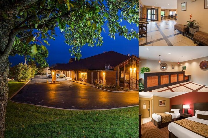 Best Western Sycamore Inn photo collage