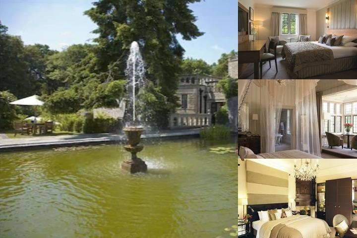Rhinefield House Hotel photo collage
